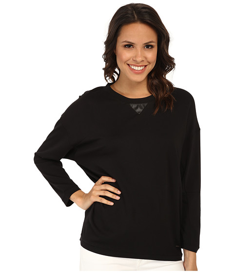 G-Star - US Isyd R T Long Sleeve (Black) Women's T Shirt