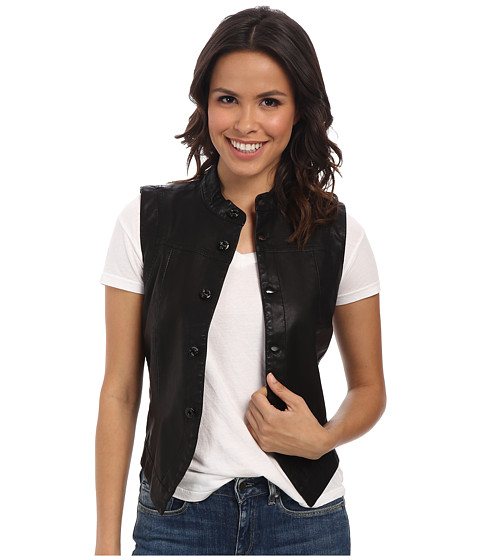 G-Star - Type C Pl Sleeveless Jacket (Black) Women's Coat