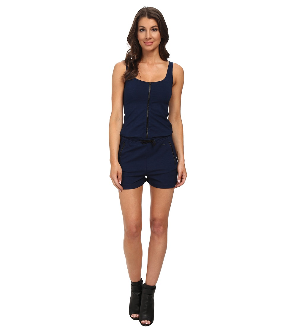 G-Star - US Isyd Suit (Indigo) Women's Jumpsuit & Rompers One Piece