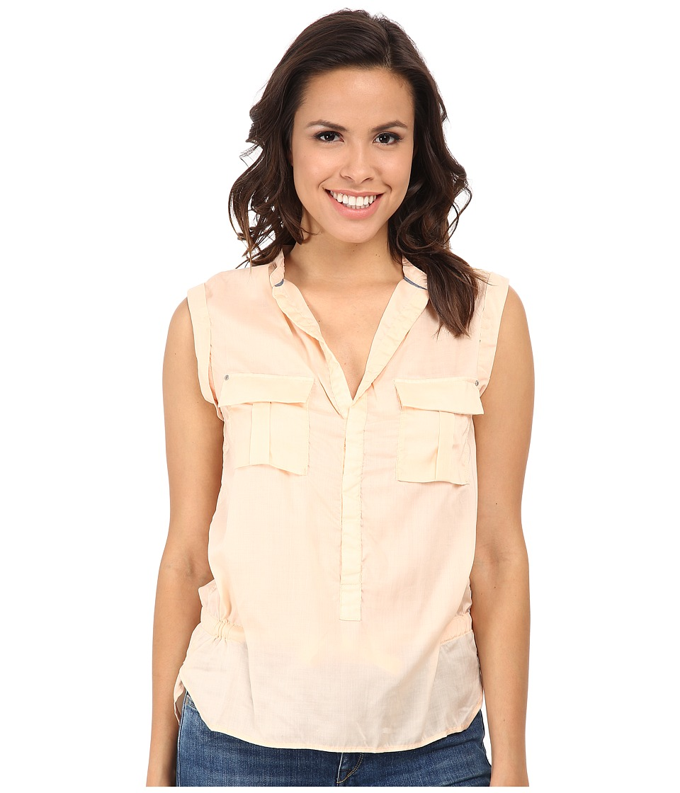 G-Star - Crusader Sleeveless (Apricot) Women's Blouse