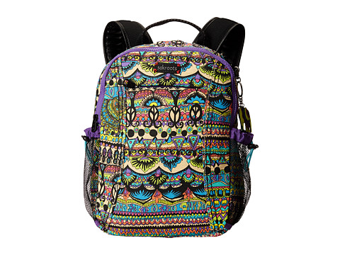 Sakroots - Artist Circle Sporty Backpack (Radiant One World) Backpack Bags