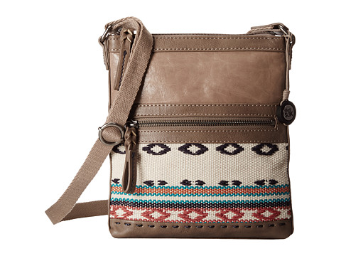 The Sak - Pax Swing Pack (Shitake Loom) Cross Body Handbags