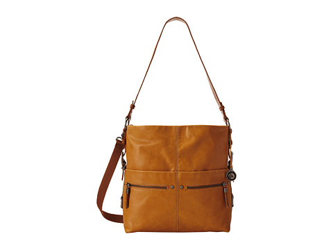 The Sak - Sanibel Bucket (Ochre) Satchel Handbags