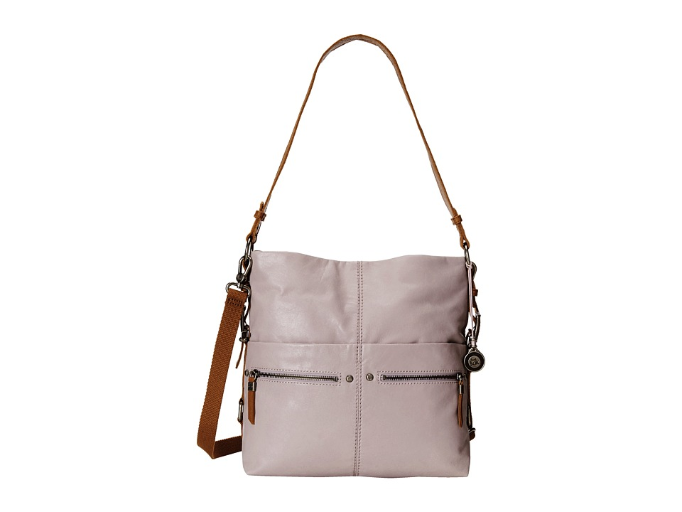 The Sak - Sanibel Bucket (Lilac) Satchel Handbags