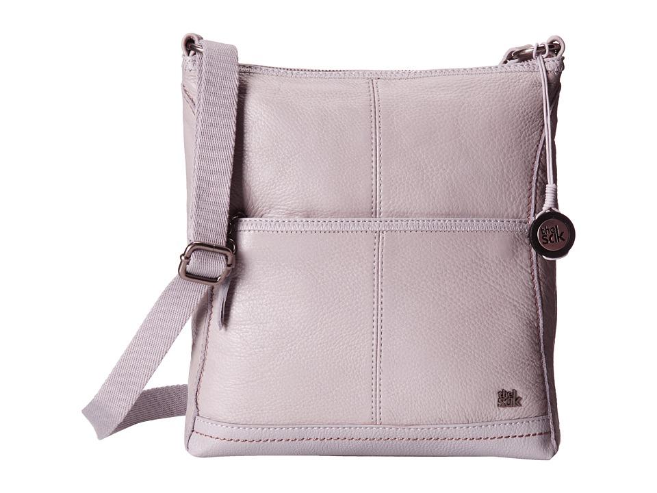 The Sak - Iris Crossbody (Lilac) Cross Body Handbags