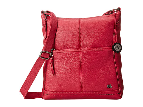The Sak - Iris Crossbody (Flamingo) Cross Body Handbags