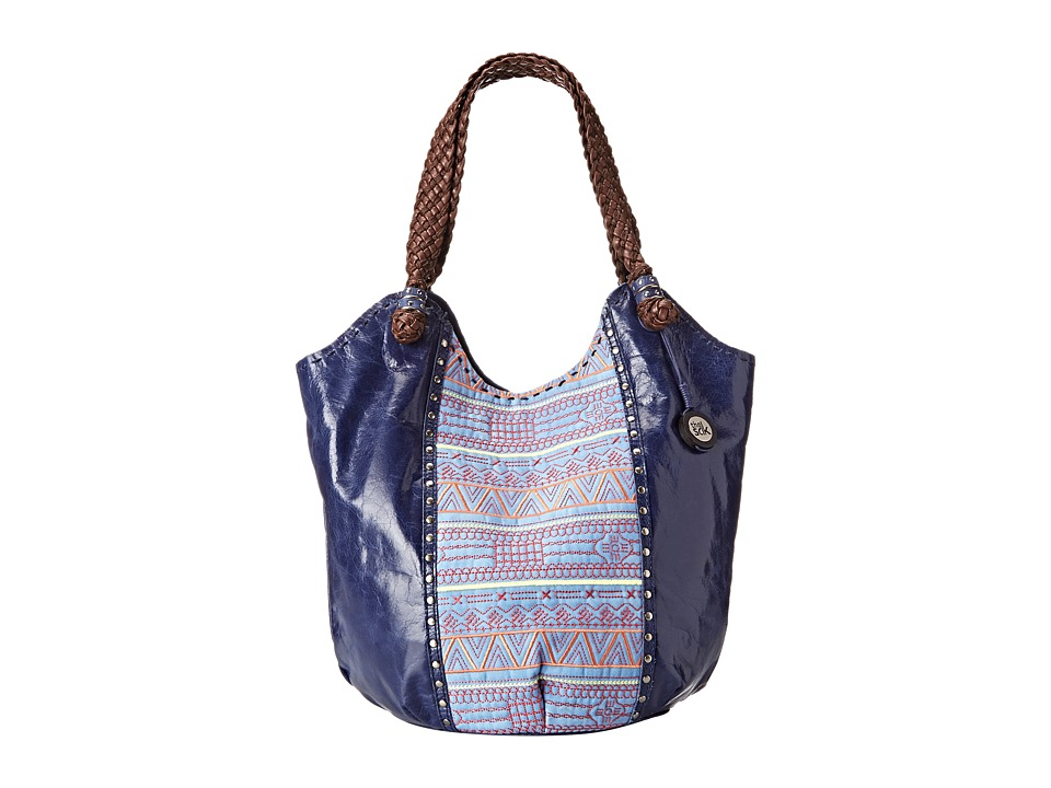 The Sak - Indio Large Tote (River Tribal) Shoulder Handbags