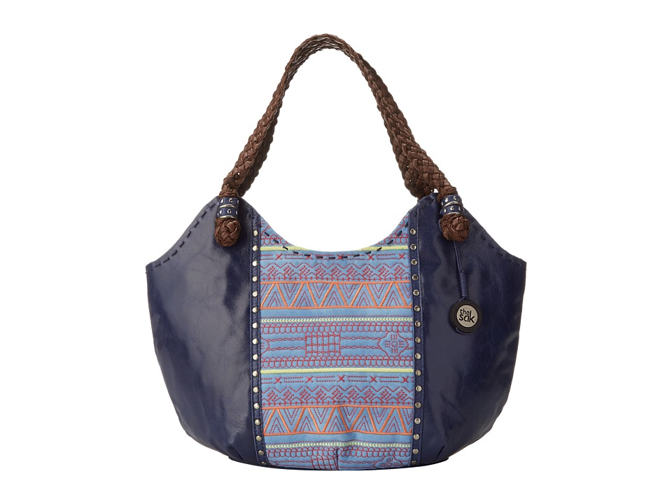 The Sak - Indio Satchel (River Tribal) Shoulder Handbags