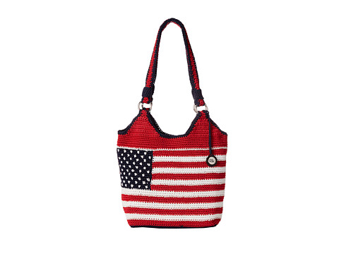 The Sak - Ellis Tote (Flag) Tote Handbags