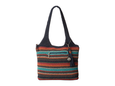 The Sak - Casual Classics Large Tote (Beatnik Stripe) Tote Handbags