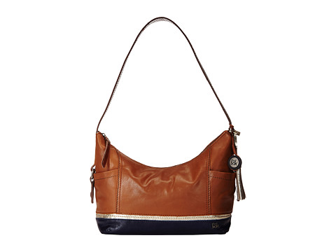 The Sak - Kendra Hobo (Golden Tobacco Block) Hobo Handbags