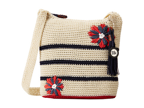 The Sak - Casual Classics Crossbody (Anthem Flower) Cross Body Handbags