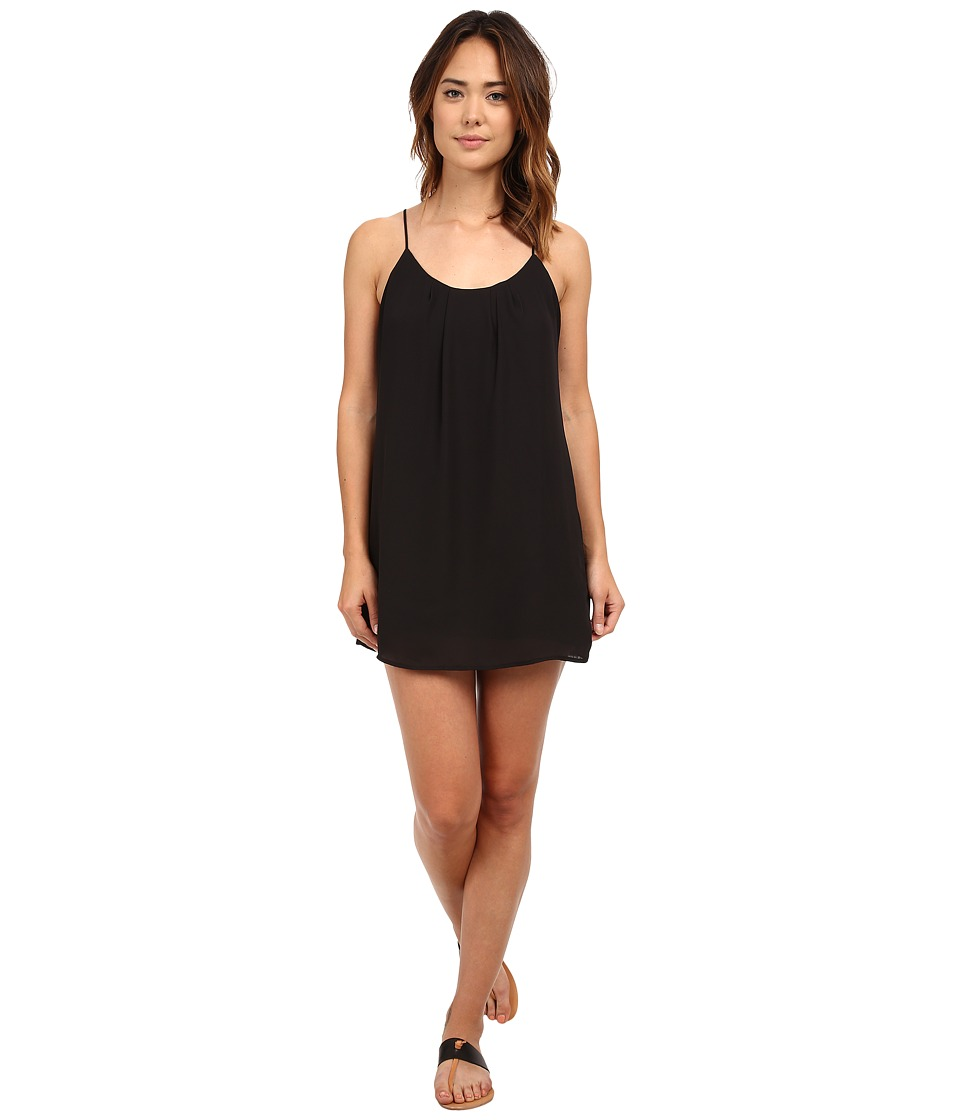 Lucy Love Take Me To Dinner Dress (Black 2) Women's Dress