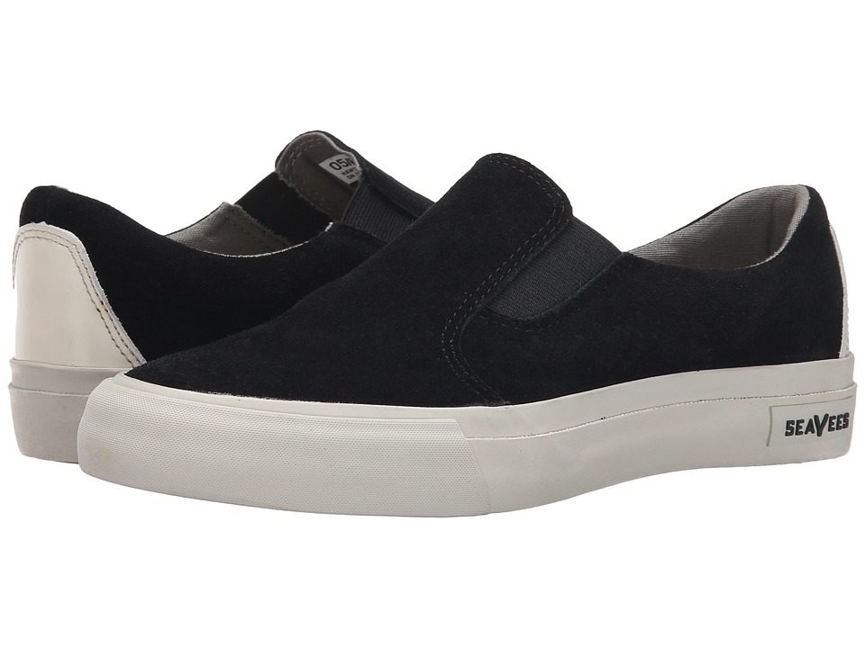 SeaVees - 05/66 Hawthorne Slip On Dharma (Black) Women's Shoes