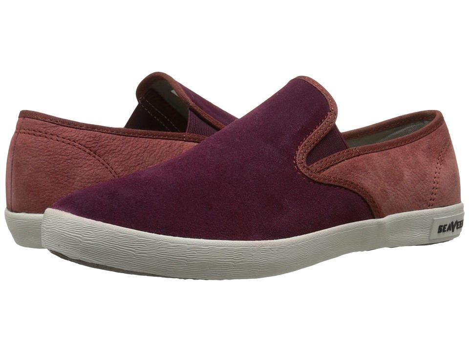 SeaVees - 02/64 Baja Slip On Dharma (Port) Women's Shoes
