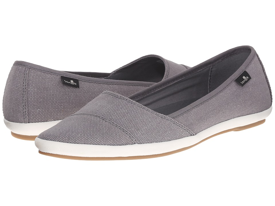 Sanuk - Kat Prowl (Charcoal) Women