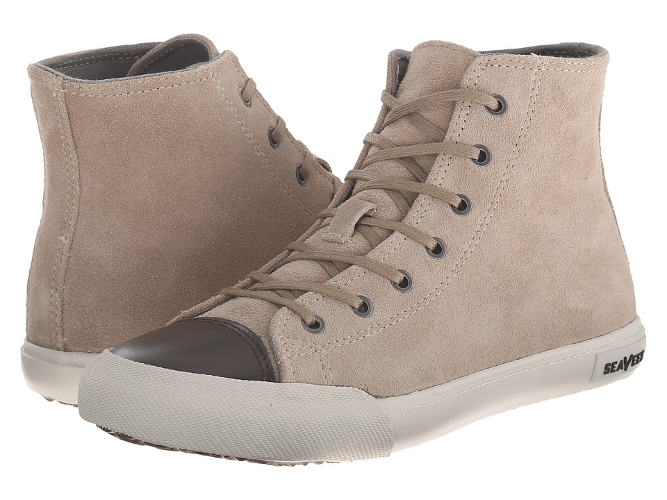 SeaVees - 08/61 Army Issue High Dharma (Taupe) Women's Shoes