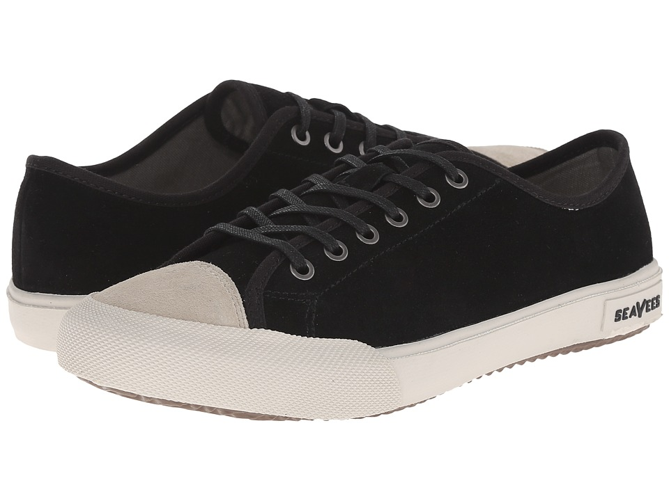 SeaVees - 08/61 Army Issue Low Dharma (Black) Women's Shoes