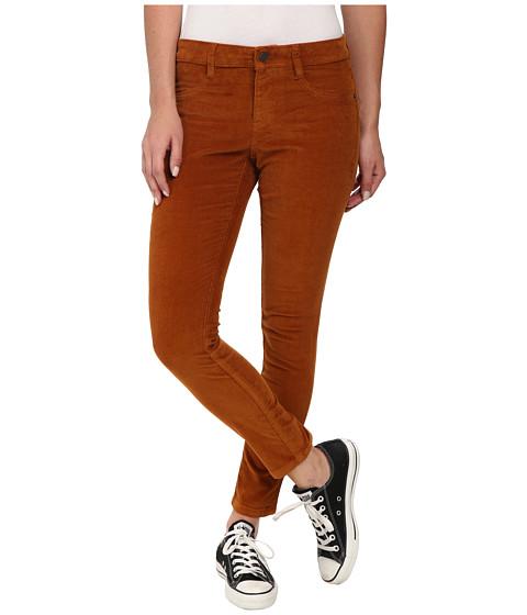 Volcom - Liberator Cord Leggings (Rust) Women's Casual Pants