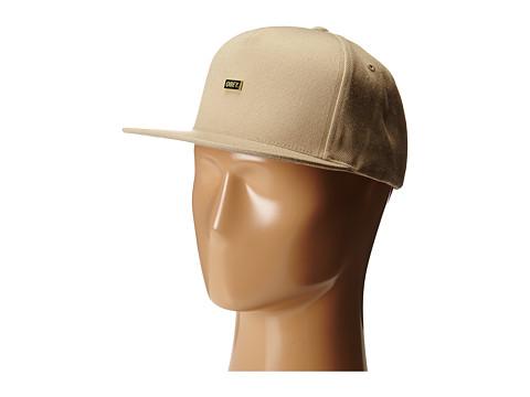 Obey - Standard Hat (Khaki) Caps