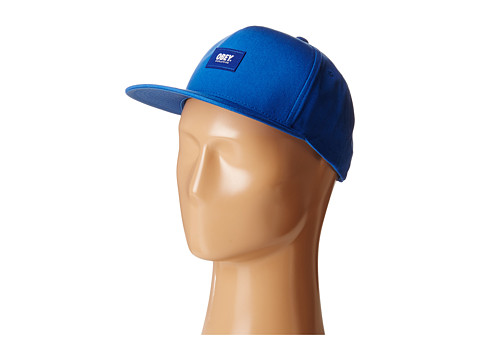 Obey - Worldwide Snapback (Cobalt) Caps