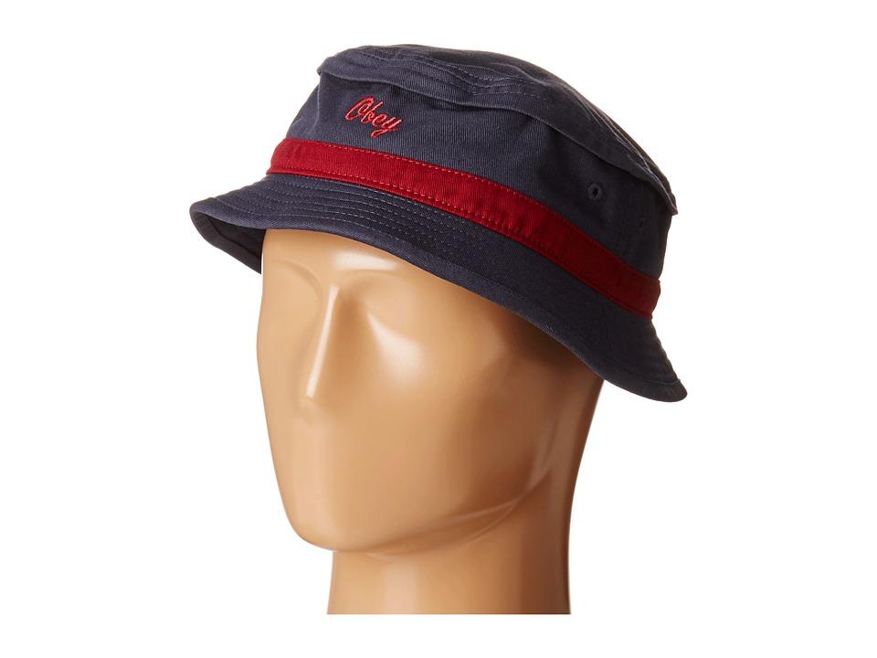 Obey - Hunter Bucket Hat II (Peacoat) Bucket Caps