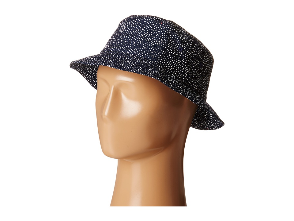 Obey - Journey Bucket Hat (Navy Multi) Bucket Caps