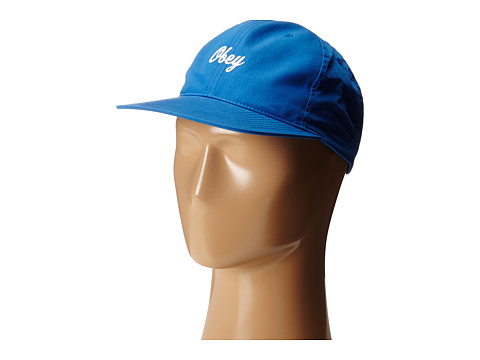 Obey - Ryan Hat (Blue) Caps