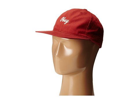 Obey - Ryan Hat (Red) Caps