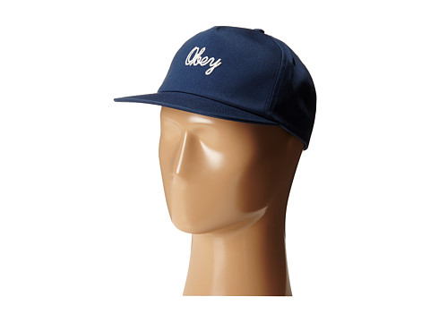 Obey - Euclid Hat (Navy) Caps