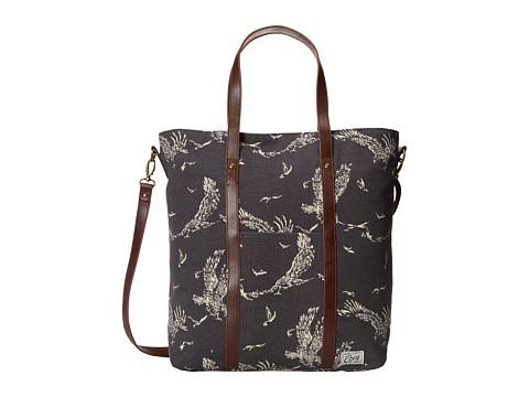 Obey - Wyatt Tote (Grey Multi) Tote Handbags
