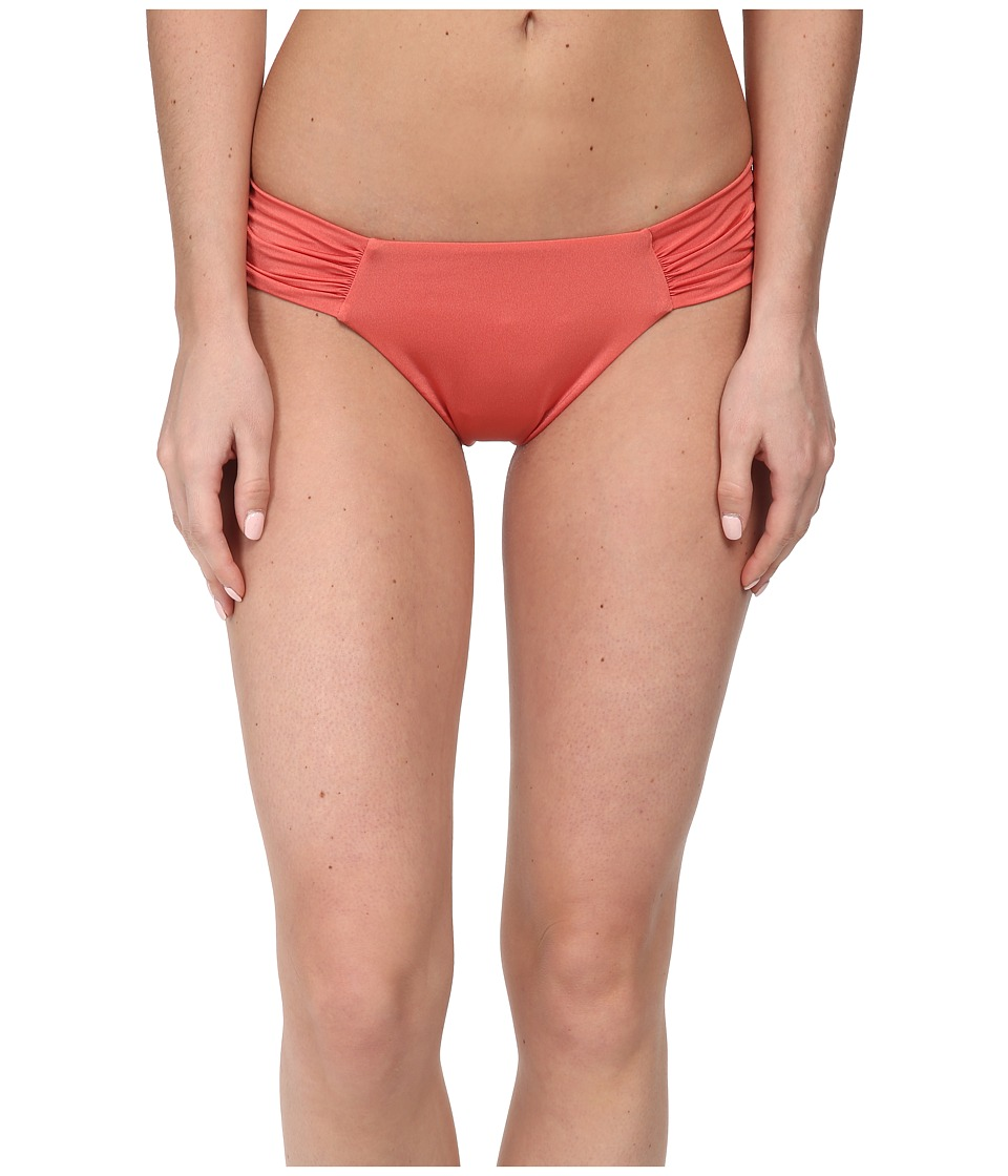 Roxy - Base Girl Swim Bottoms (Dusty Rose) Women