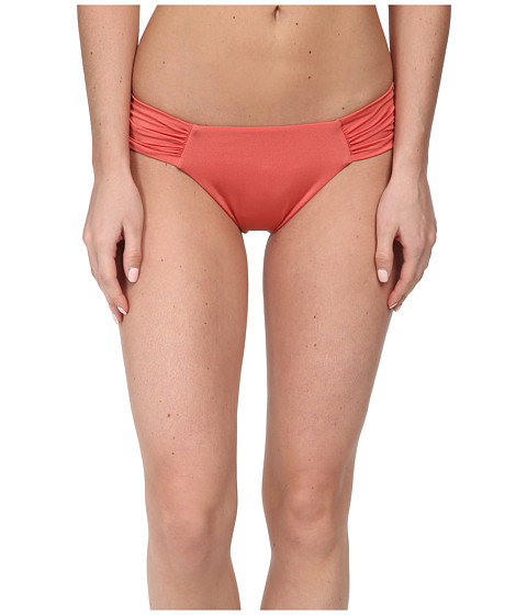 Roxy - Base Girl Swim Bottoms (Dusty Rose) Women's Swimwear