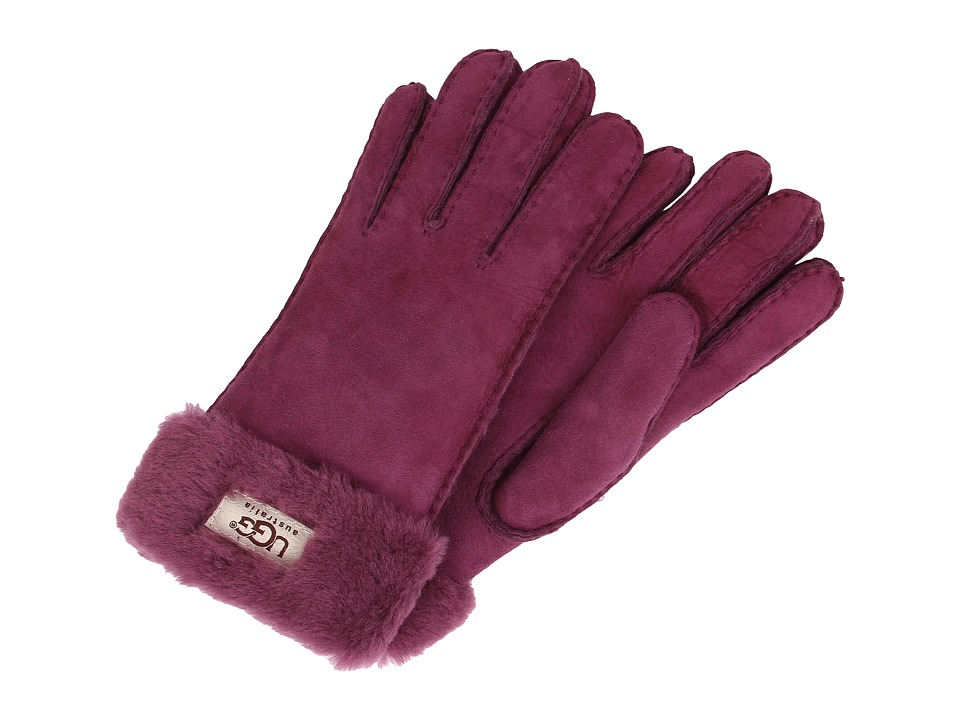 UGG - Turn Cuff Glove (Aster) Extreme Cold Weather Gloves