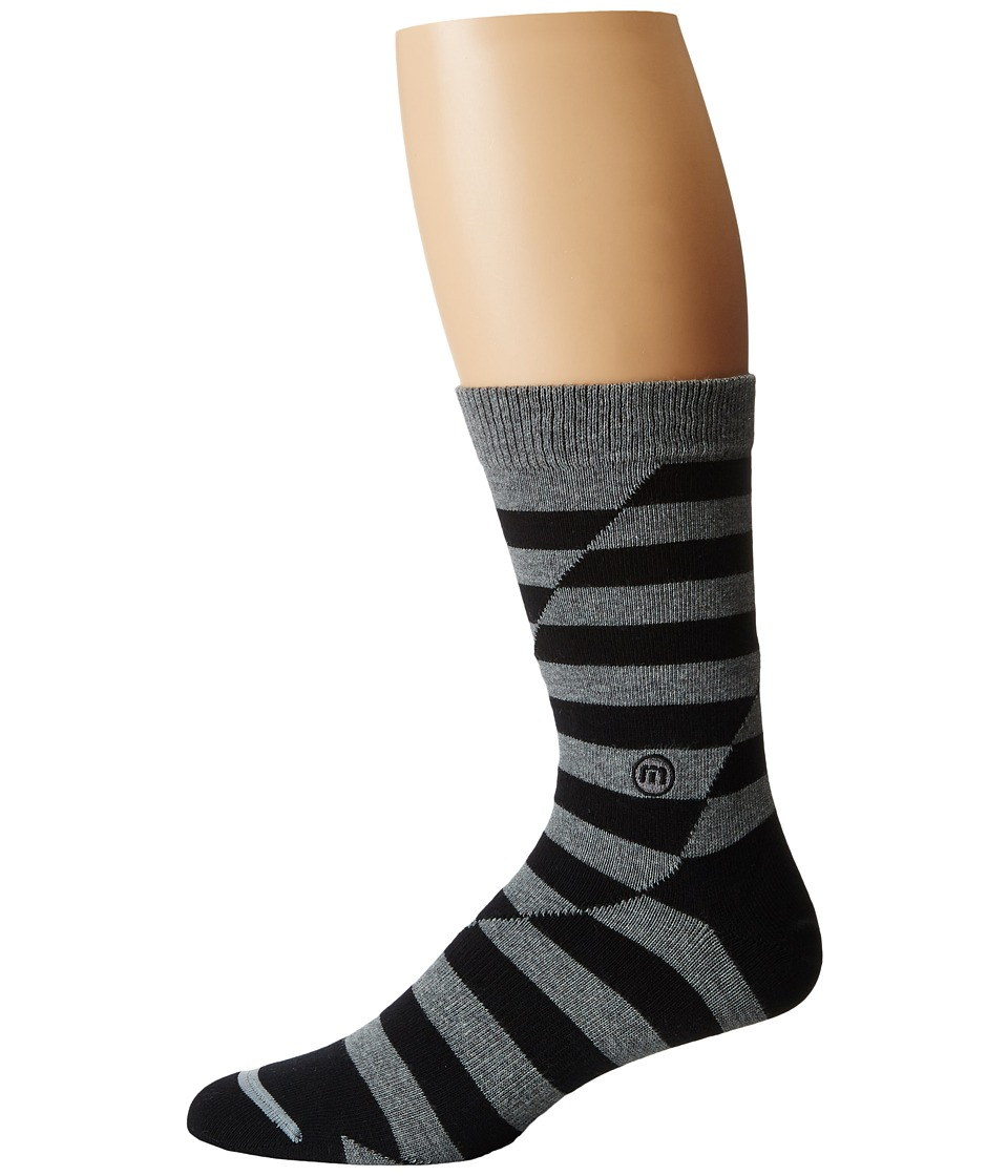 TravisMathew - No Quitters Socks (Black) Men's Low Cut Socks Shoes