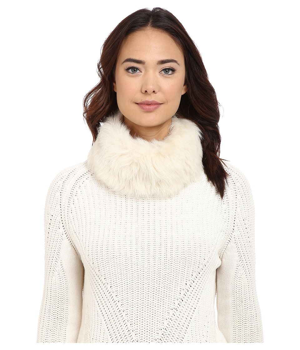 UGG - Layna Long Pile Headband / Snood (Fresh Snow) Traditional Hats