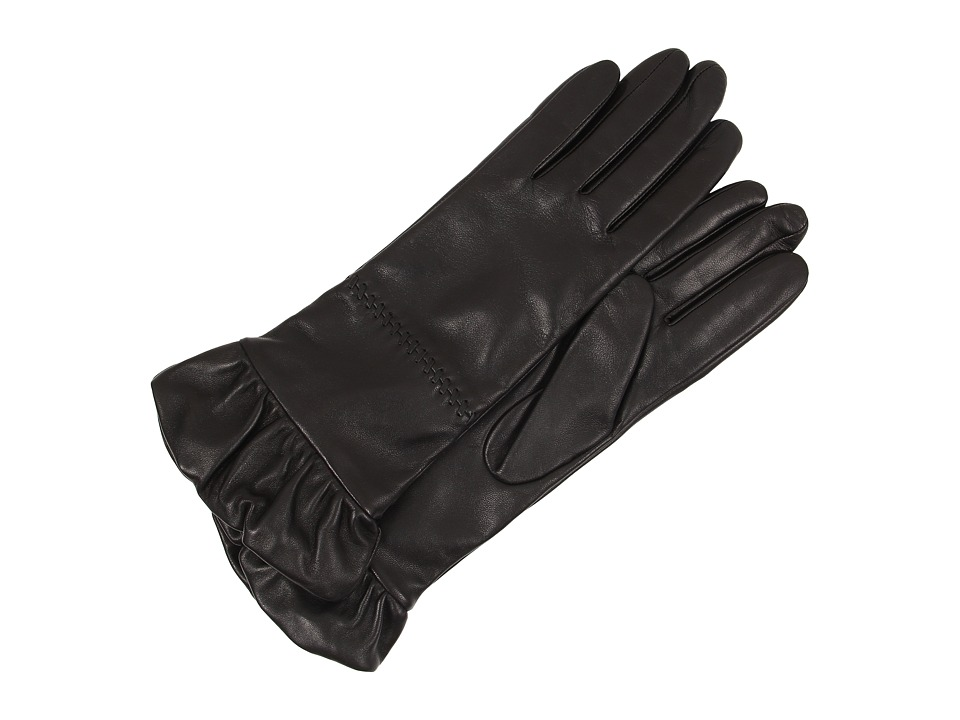 UGG - Ponderosa Rusched Glove (Black Multi) Extreme Cold Weather Gloves