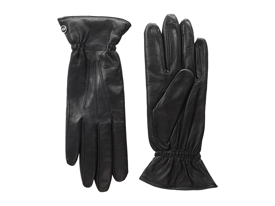 UGG Joey Two Tone Glove (Black Multi) Extreme Cold Weather Gloves