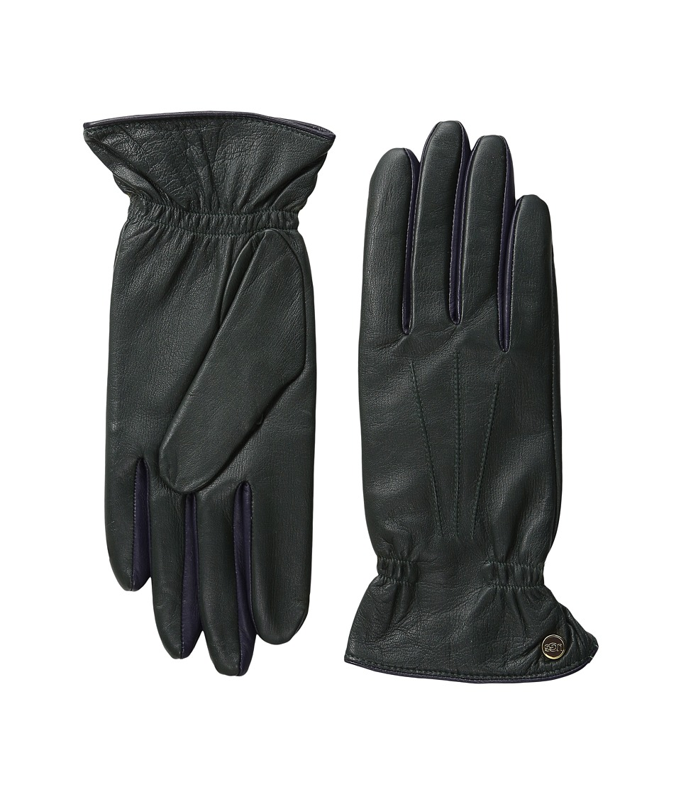UGG - Joey Two Tone Glove (Black Pine Multi) Extreme Cold Weather Gloves