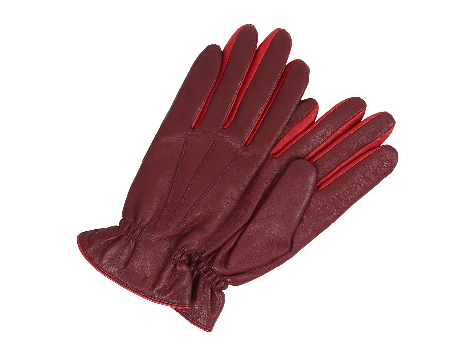 UGG - Joey Two Tone Glove (Emillion Multi) Extreme Cold Weather Gloves