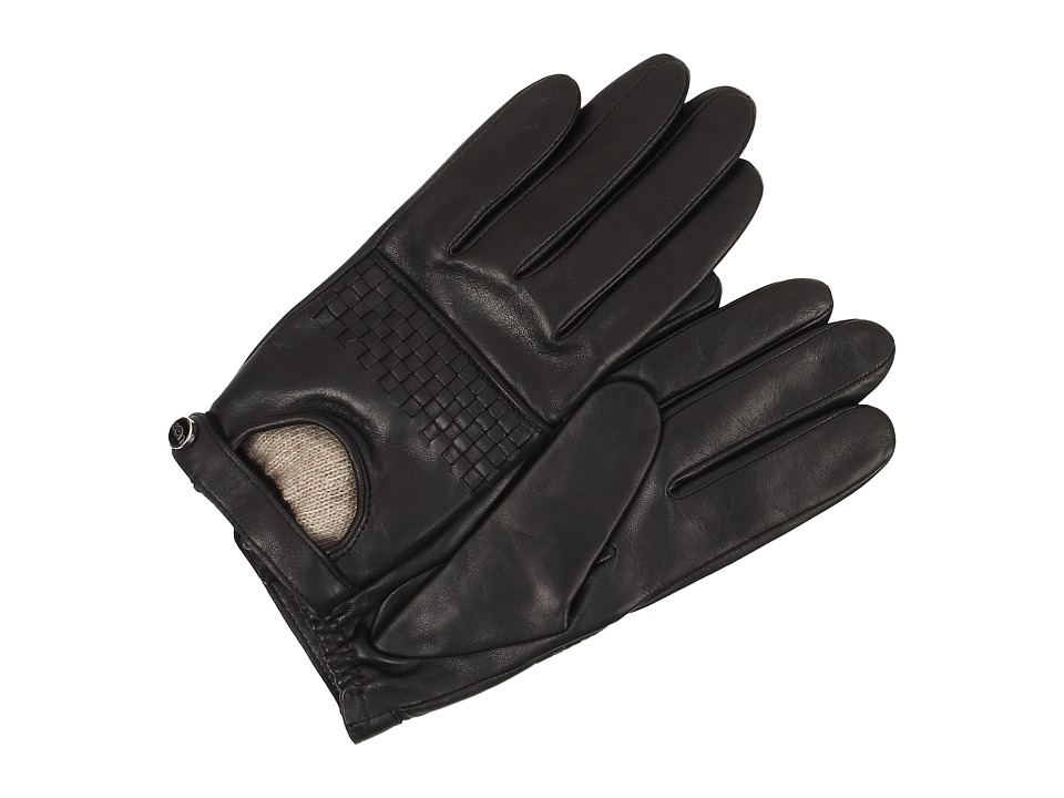 UGG - Rylie Driver Glove (Black Multi) Extreme Cold Weather Gloves