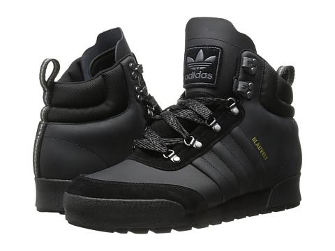 adidas Skateboarding - Jake Boot 2.0 (Black/Black/Black) Men