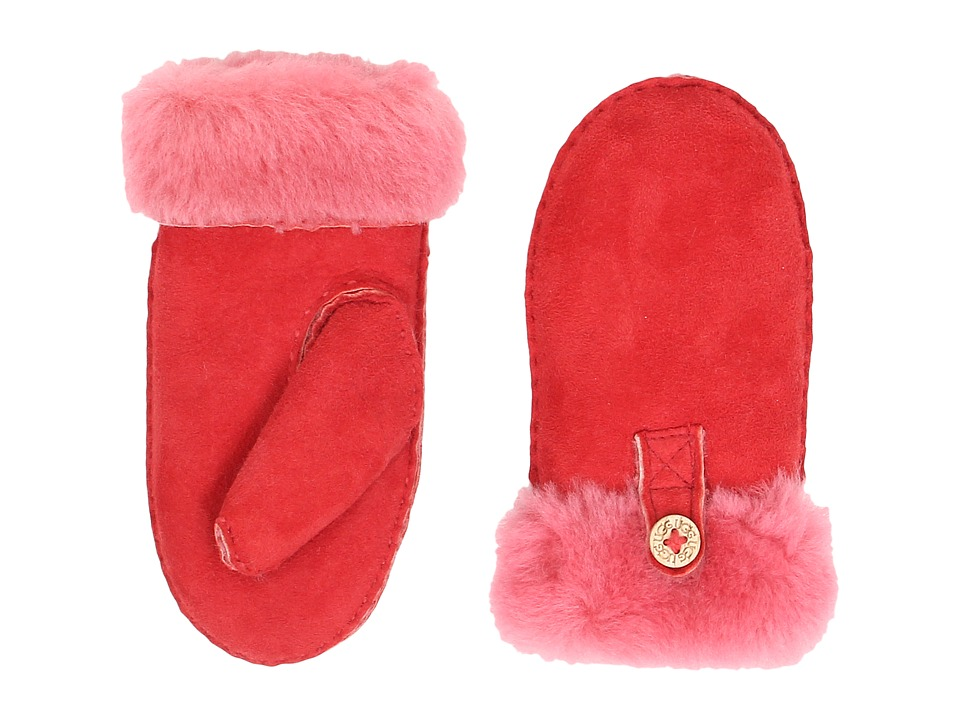 UGG Kids - Bailey Mitten (Scarlett) Dress Gloves