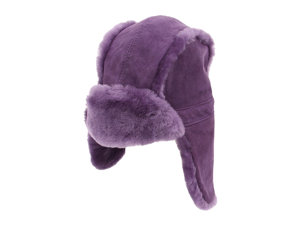 UGG Kids - Bailey Aviator (Bilberry) Traditional Hats