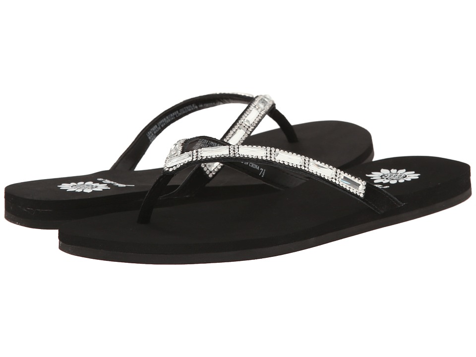 Yellow Box - Nikki (Black) Women's Sandals