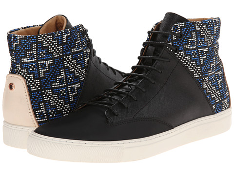 Thorocraft - Porter (Black/Blue) Men's Lace up casual Shoes