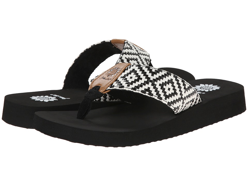 Yellow Box - Brady (Black) Women's Sandals
