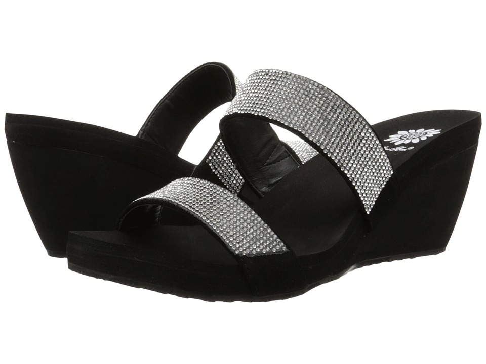 Yellow Box - Mayda (Black) Women's Sandals