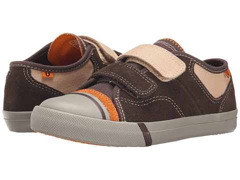 Umi Kids - Cruz B (Toddler/Little Kid/Big Kid) (Dark Brown) Boy