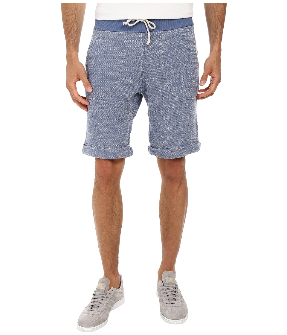 Gant Rugger - R. Lazy Shorts (Vintage Blue) Men's Shorts